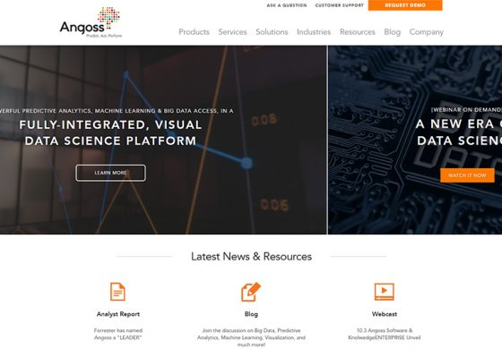 Angoss Predictive Analytics Software & Business Intelligence Systems