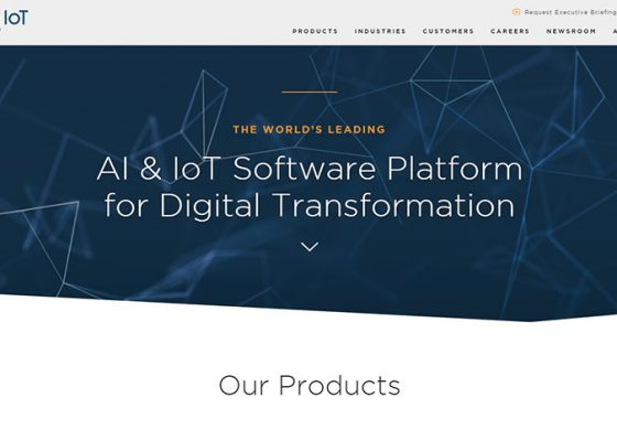 C3 IoT Platforms - AI for Data Analytics