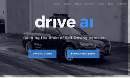 Autonomous Vehicles - Drive.ai Software for Self-Driving Cars