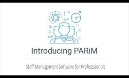 PARiM - Staff Management Software Solution
