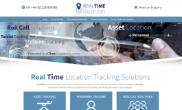 RFID Tracking Systems - Real Time Location